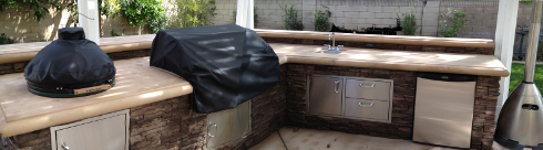 Outdoor Kitchen Orange County | Landscape Contractor | TRU ...