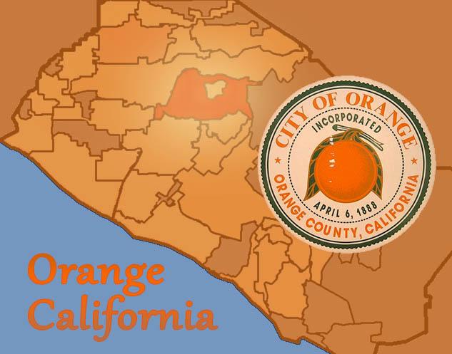 Orange Landscaping