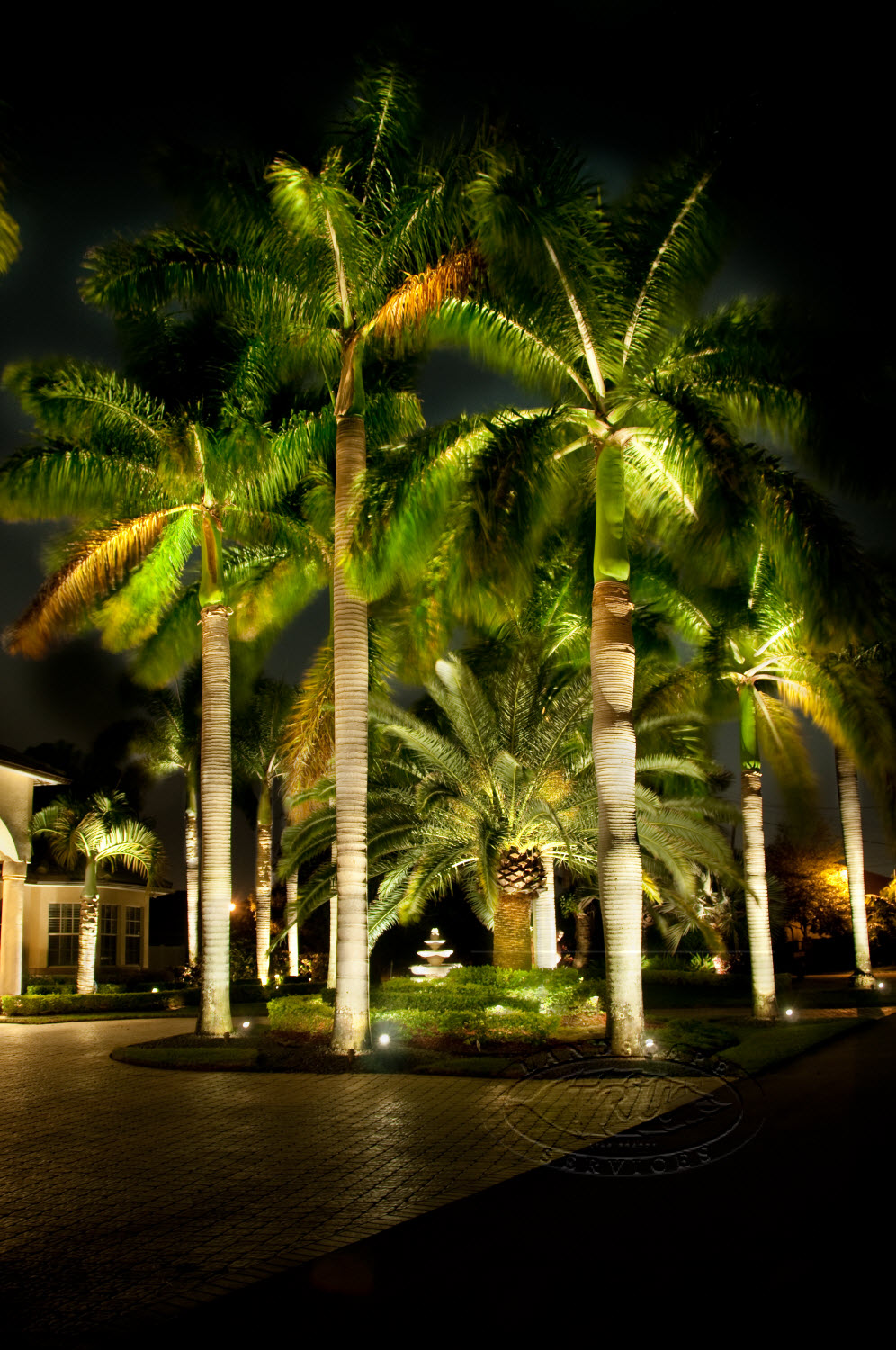 Outdoor Low Voltage Led Landscape Lighting : Landscape led lighting low voltage light design