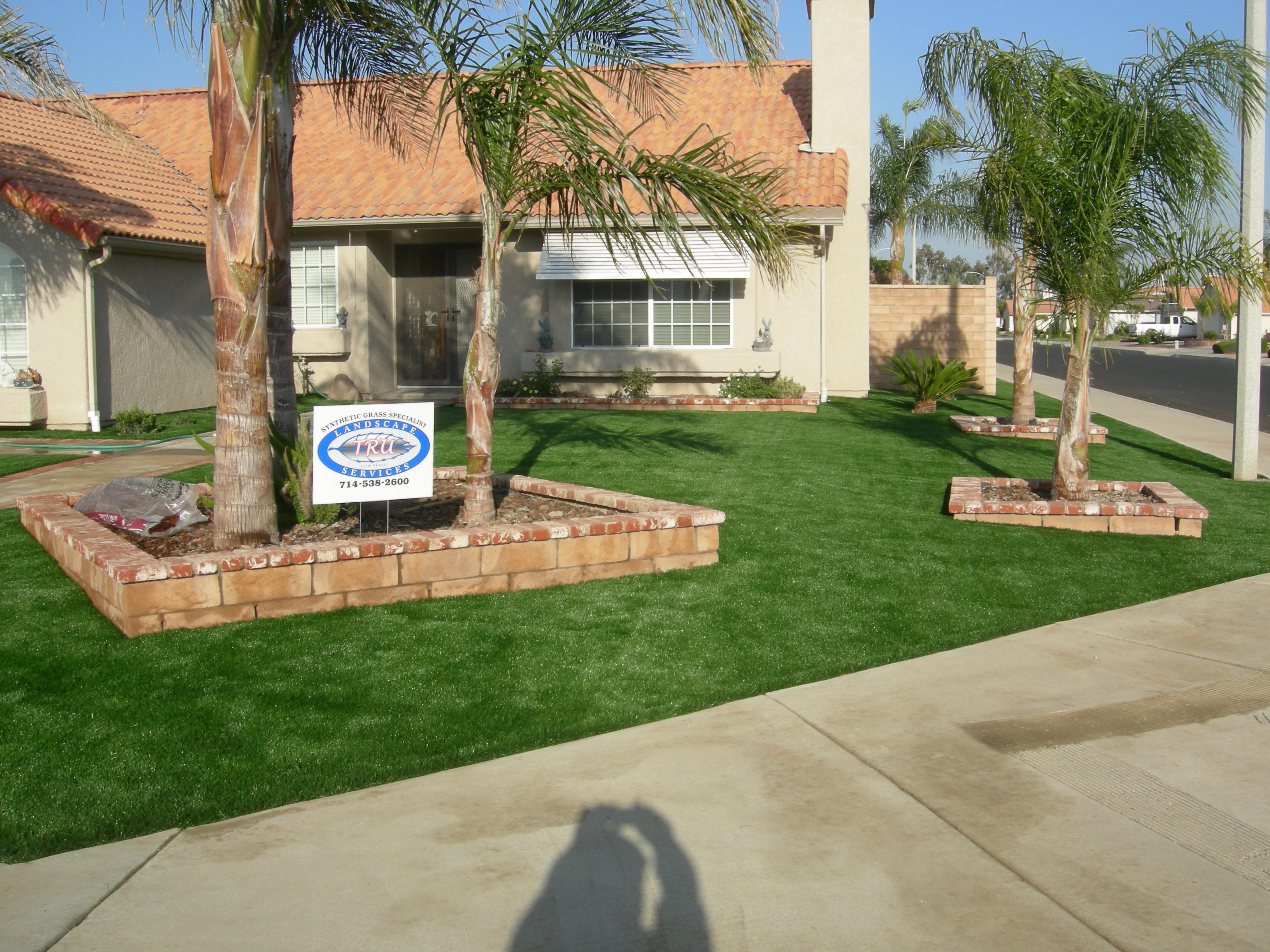 synthetic turf orange county - Landscape Contractors