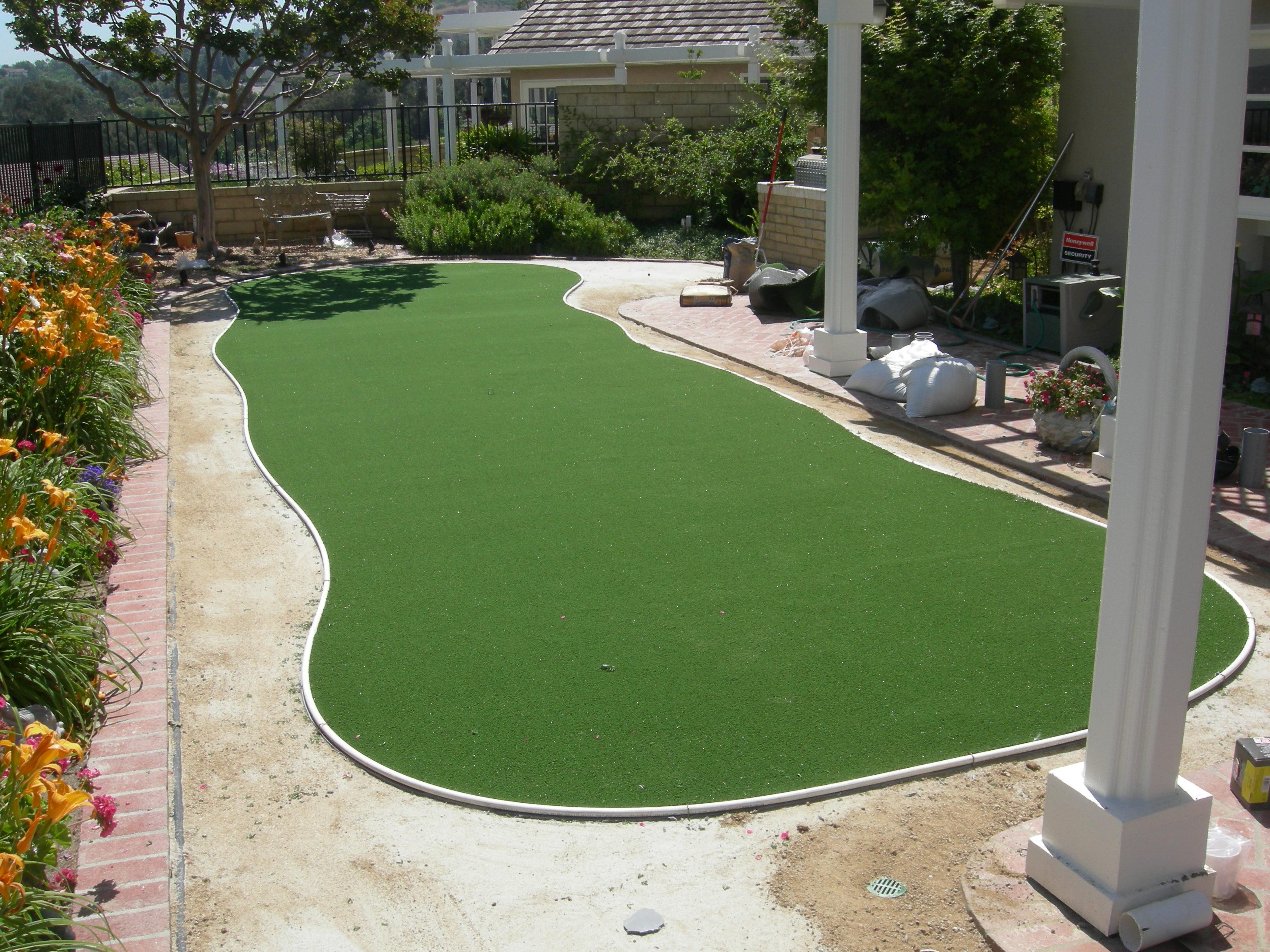 Putting Greens Orange County Orange County Landscape