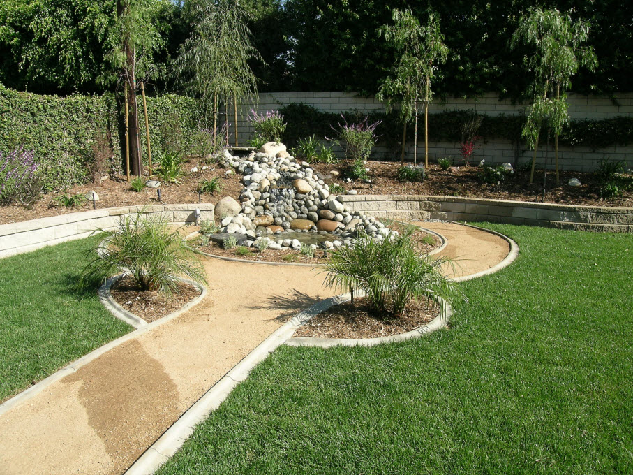 Ponds And Waterfalls Orange County Landscapers