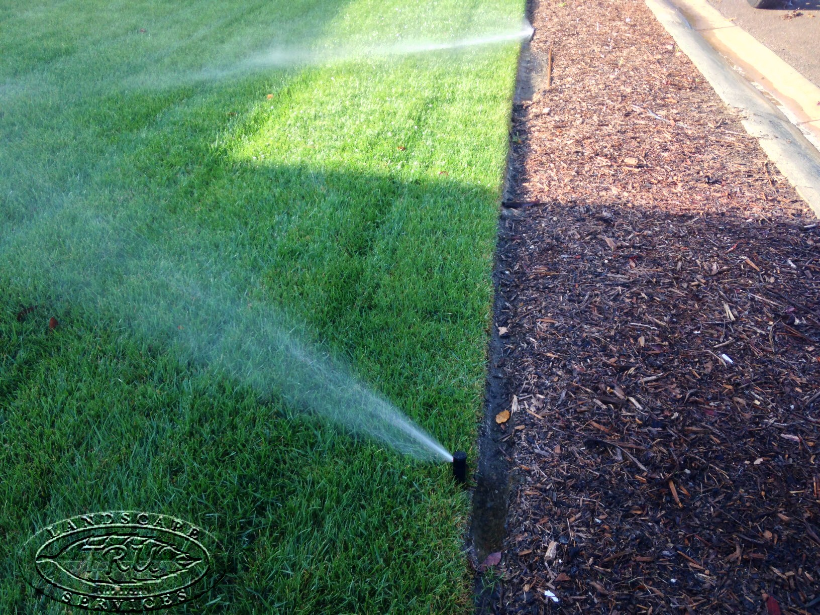 Orange County Irrigation systems