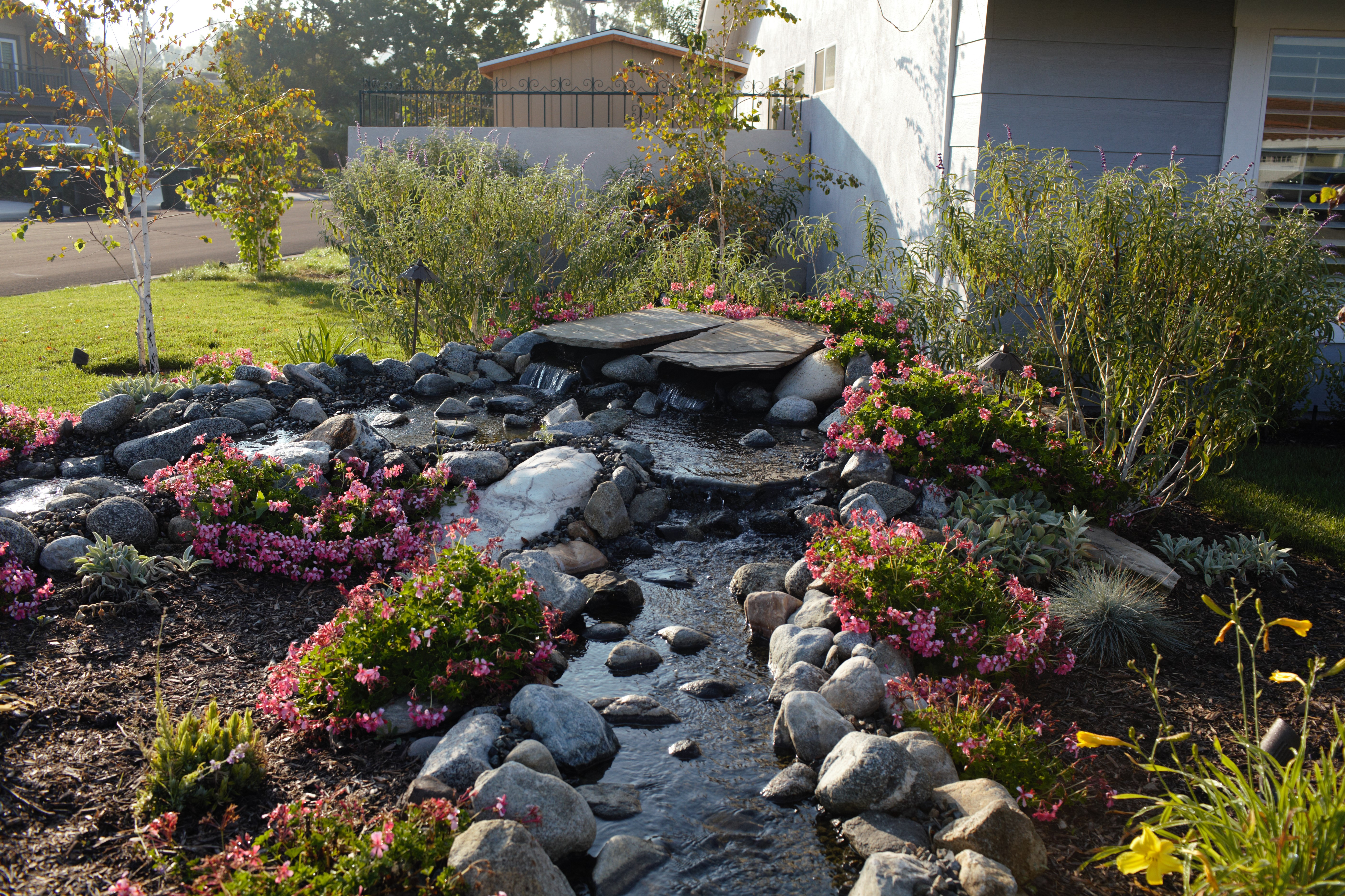 Landscape Boulders Orange County Ca : Garden and picture design february