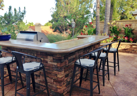 Mission Viejo Stamped Concrete Patio Oc Landscaping