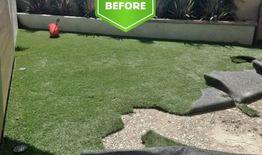Artificial Turf Removal And Synthetic Gr Replacement